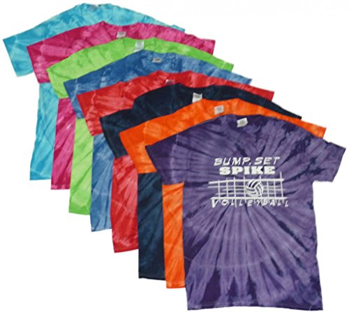 Volleyball T Shirt Bump Spike Logo product image