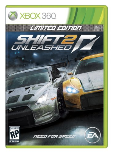 Need For Speed 2 Shift (Xbox 360) (Need For Speed Ii)