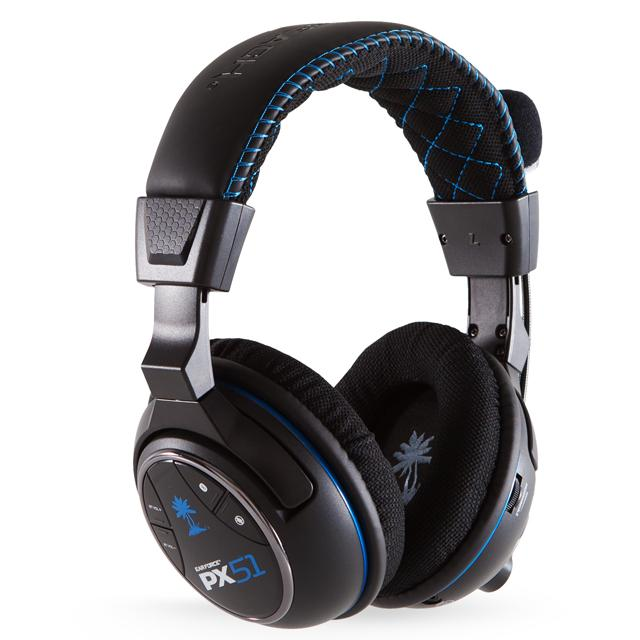 Amazon.com: Turtle Beach - Ear Force PX51 Wireless Gaming