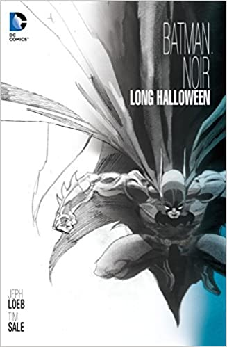 Amazon.com: Batman Noir: The Long Halloween (9781401248833): Jeph ...