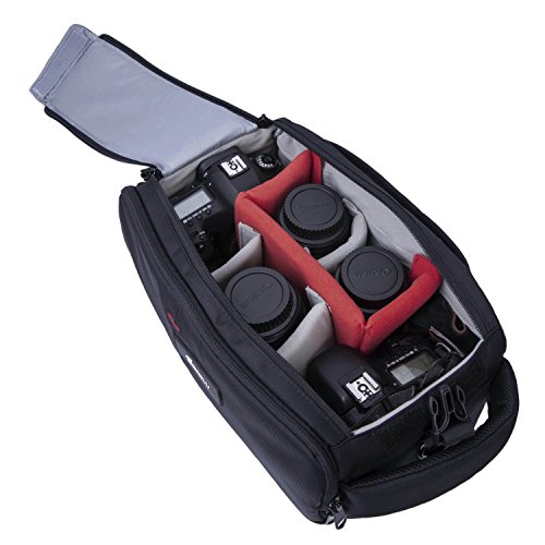 G-raphy Pro Digital SLR and Video Camera Luggage Case Large