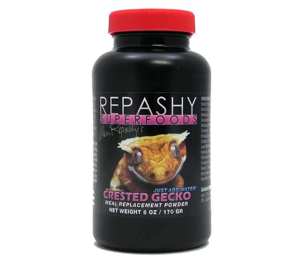 レパシー(REPASHY) スーパーフード クレステッドゲッコー 6oz(170g)