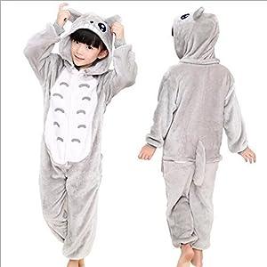 Unisex Child Sleepsuit Costume Cosplay Homewear Lounge Wear Kigurumi Onesie Pajamas