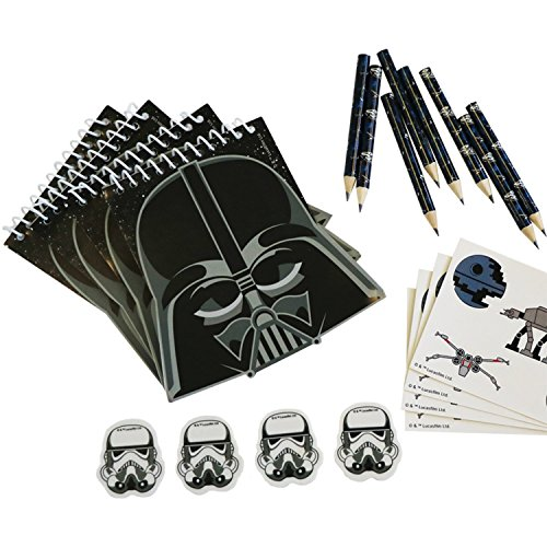 - Amscan International 9903095 Star Wars Stationery Pack