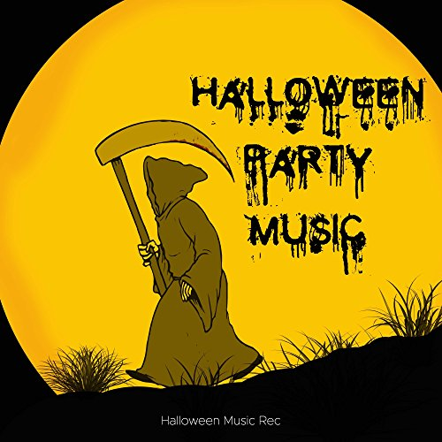 Halloween Party Music: Cinematic Spooky Halloween Music, Dark Instrumental Music with Spooky Piano Songs, Creepy Noises with Sneaky, Moody and Sinister Sound Effects -