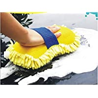 Generic ZM1 Wash and Dry 2-in-1 Multipurpose Microfibre High Performance Cleaning Sponge