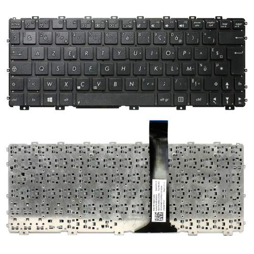 Teclado francés FR para ordenador portátil ASUS EeePC 1016P 1015P, Neuf garantía 1 an, DNX: Amazon.es: Informática