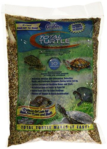 arium Sand, 10-Pound, Total Turtle Fine ()