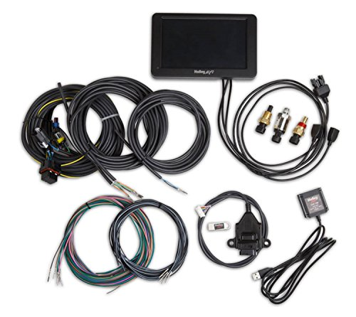 "Holley 553-109 7"" Efi Digital Dash"