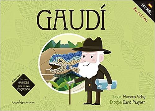 Libro niños Gaudí