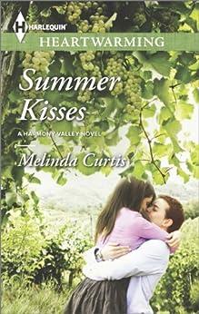 Summer Kisses (A Harmony Valley Novel) by [Curtis, Melinda]