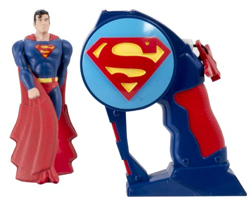 The Bridge Direct Superman Flying Hero Action Figure (Superman Flying)