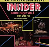 Various - Insider - Dance Music Vol. 1 (Non-Stop-Mix) - Clockwork Records - 08-5910