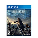 Final Fantasy XV - Play Station 4 - Day One Edition - PlayStation 4