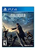 #10: Final Fantasy XV - PlayStation 4