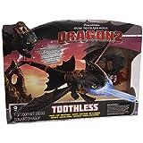 Spin Master 6019879  -  DreamWorks Dragons  -  Night Strike Ohnezahn Deluxe