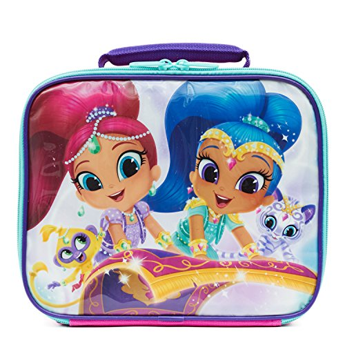 (Shimmer and Shine Magic Carpet Lunch Kit)