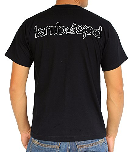 Pray For The Cleansing - Lamb of God T-Shirt Black, X-Large
