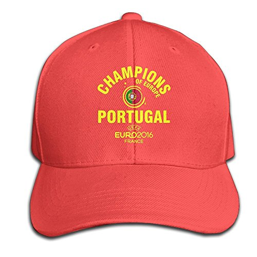 MaNeg Portugal 2016 Soccer Champion Adjustable Hunting Peak Hat & - & Co Tiffany Miami