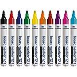 Legamaster rotuladores para pizarra blanca TZ 1, 1,5 3 mm azul claro TZ1 trazo