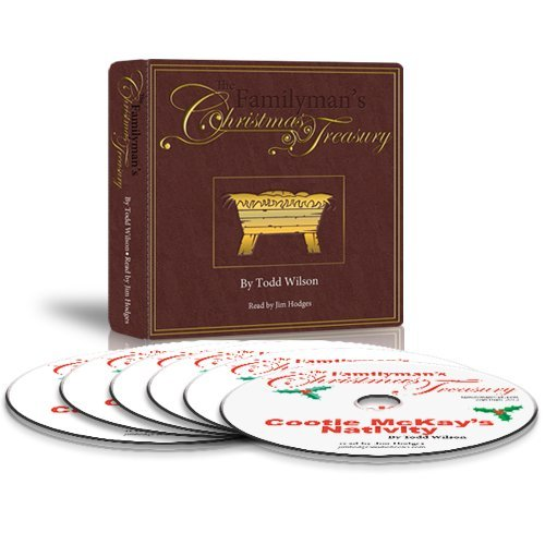 The Familyman's Christmas Treasury Audio Set (The Familyman's Christmas Treasury)
