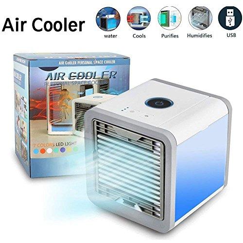 Nifogo Arctic Air - Personal Space Air Cooler - 3-in-1 Portable Mini Air...