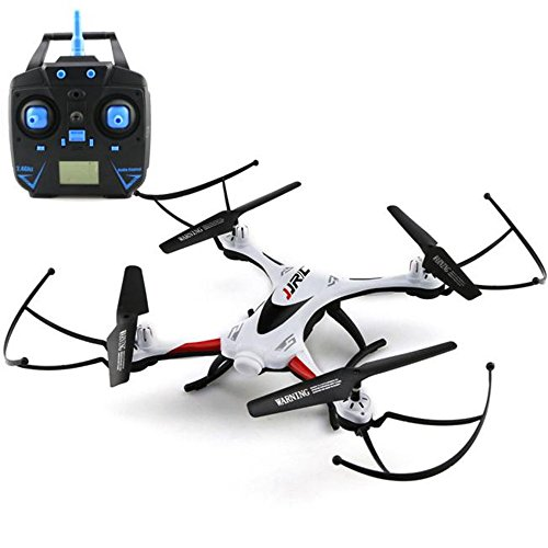 Mini RC Helicopter,Ounice JJRC H31 Waterproof Headless Mode One Key Return 2.4G 4CH 6Axis RC Quadcopter RTF RC Drone Helicopter Remote Control Aircraft (White)