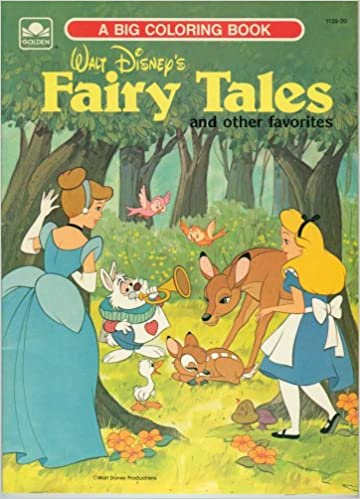 Walt Disney\'s Fairy Tales and Other Favorites (A Big ...