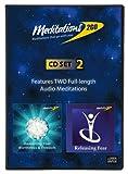 Meditations2Go Guided Audio Meditations CD Set 2