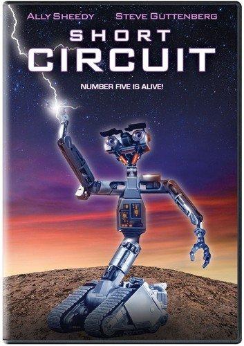 Short Circuit Steve Guttenberg Ally Sheedy Horror / Sci-Fi / Fantasy Movie