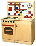 A+ Childsupply Toddler 3-in-1 Play Kitchen