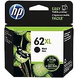 HP 62XL Schwarz Original Druckerpatrone mit hoher Reichweite für HP ENVY, HP Officejet