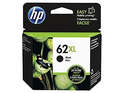 HP 62XL Black Ink Cartridge - Cartucho de Tinta para impresoras ...