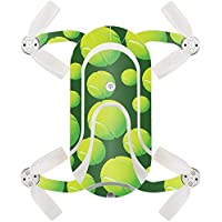 Skin For ZEROTECH Dobby Pocket Drone – Tennis | MightySkins Protective, Durable, and Unique Vinyl Decal wrap cover | Easy To Apply, Remove, and Change Styles | Made in the USA