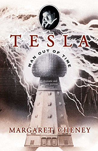 Tesla: Man Out of Time cover