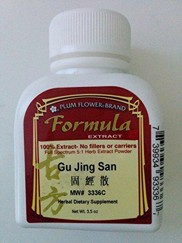 Гу Цзин Сан, порошок экстракта, стабилизировать менструации таблетки, сливы Flower® 100 G / BT