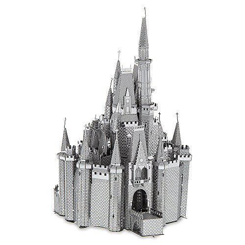 Disney Cinderella Castle Metal Earth 3D Model (World Cinderella Castle)