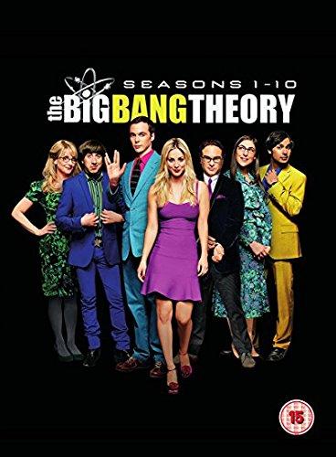 The Big Bang Theory: Seasons 1-10 [Region 2] by