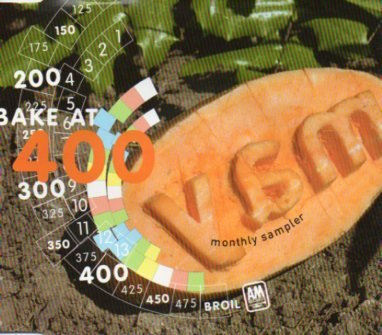 Bake At 400: Monthly Sampler (May 1996)