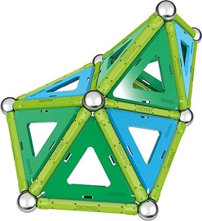 Geomag- Classic Panels Juego de Construcción Educativo, Multicolor, 32 piezas (460) , color/modelo surtido: Amazon.es: Juguetes y juegos