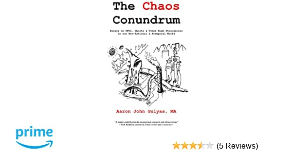 Amazon.com: The Chaos Conundrum (9780991697571): Aaron John ...