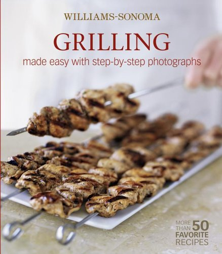 Download Williams-Sonoma Mastering: Grilling & Barbecuing PDF
