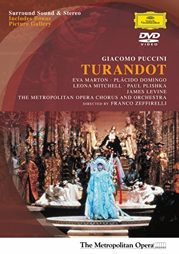 (Puccini: Turandot at the Metropolitan Opera)