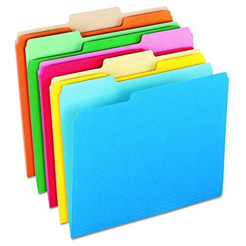 file folders colored - 1