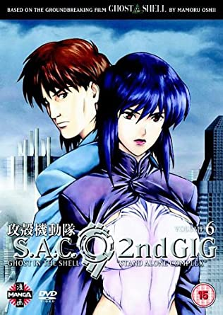 ghost in the shell 2nd gig torrent