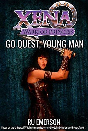 Xena Warrior Princess: Go Quest, Young Man (Xena: Warrior