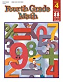 Fourth Grade Math, Steck-Vaughn Staff, 0817280480