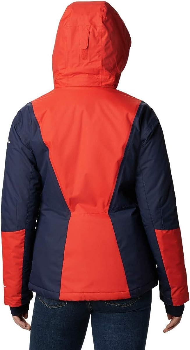 Columbia Womens Last Tracks Insulated Jacket: Clothing