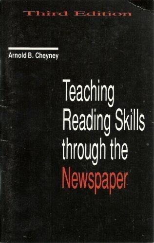 Teaching Reading Skills Through the Newspaper (Reading AIDS Series)