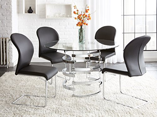 Steve Silver Company Tayside Dining Table, 45